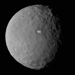 Dawn's mission: Ceres