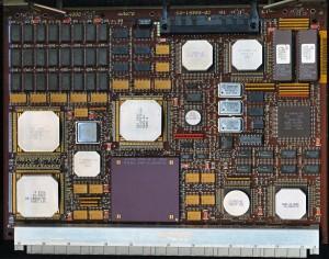 DEC KA670 with Rigel DC520 CPU and DC523 FPU