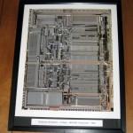 Motorola MC68020 - 2.25u - 190,000 Transistors - 1982