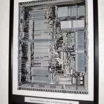 Motorola MC68030 - 1.0u - 273,000 Transistors - 1987