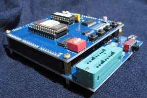 MCS-8 Test Board