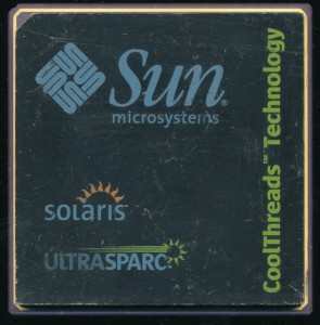 Sun UltraSPARC TI Marketing Sample