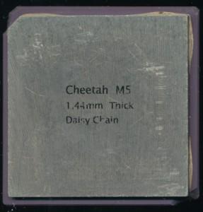 Sun UltraSPARC III Cheetah - Early Mechanical Sampele.
