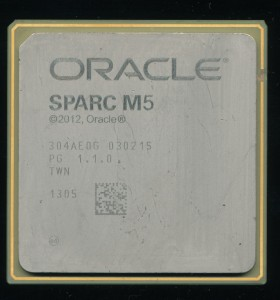 Oracle SPARC M5 PG 1.1.0 - Sample from February 2013