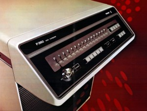 Philips P860 Minicomputer - 1971