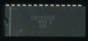 RCA CDP1855CE - 3.2MHz @ 5V