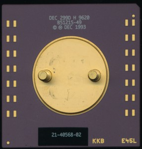 DEC 2140568-02 299D NVAX++ 170.9MHz - 1996 - from a VAX7800