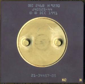 DEC NVAX 21-34457-05 246B - 1992  -71MHz