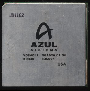 Azul Systems V03A0L1-Vega 3 - 54-core RISC Java Processor
