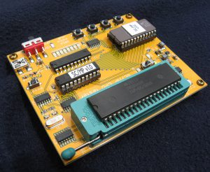 National Semi SC/MP Test Board