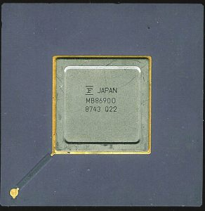 Fujitsu MB86900 - Original SPARC Processor from 1987