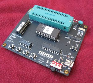 Signetics 2650 Test Board For Sale