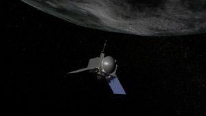 OSIRIS-Rex: RAD750 to Bennu
