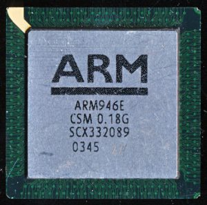 ARM946E on a Chartered Semiconductor 0.18u Process