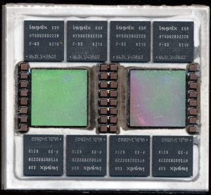 Cadence Palladium II Processor MCM 1536 cores - 128MB GDDR - Manufactured by IBM