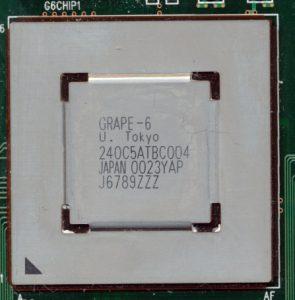 GRAPE-6 Processor - 90MHz