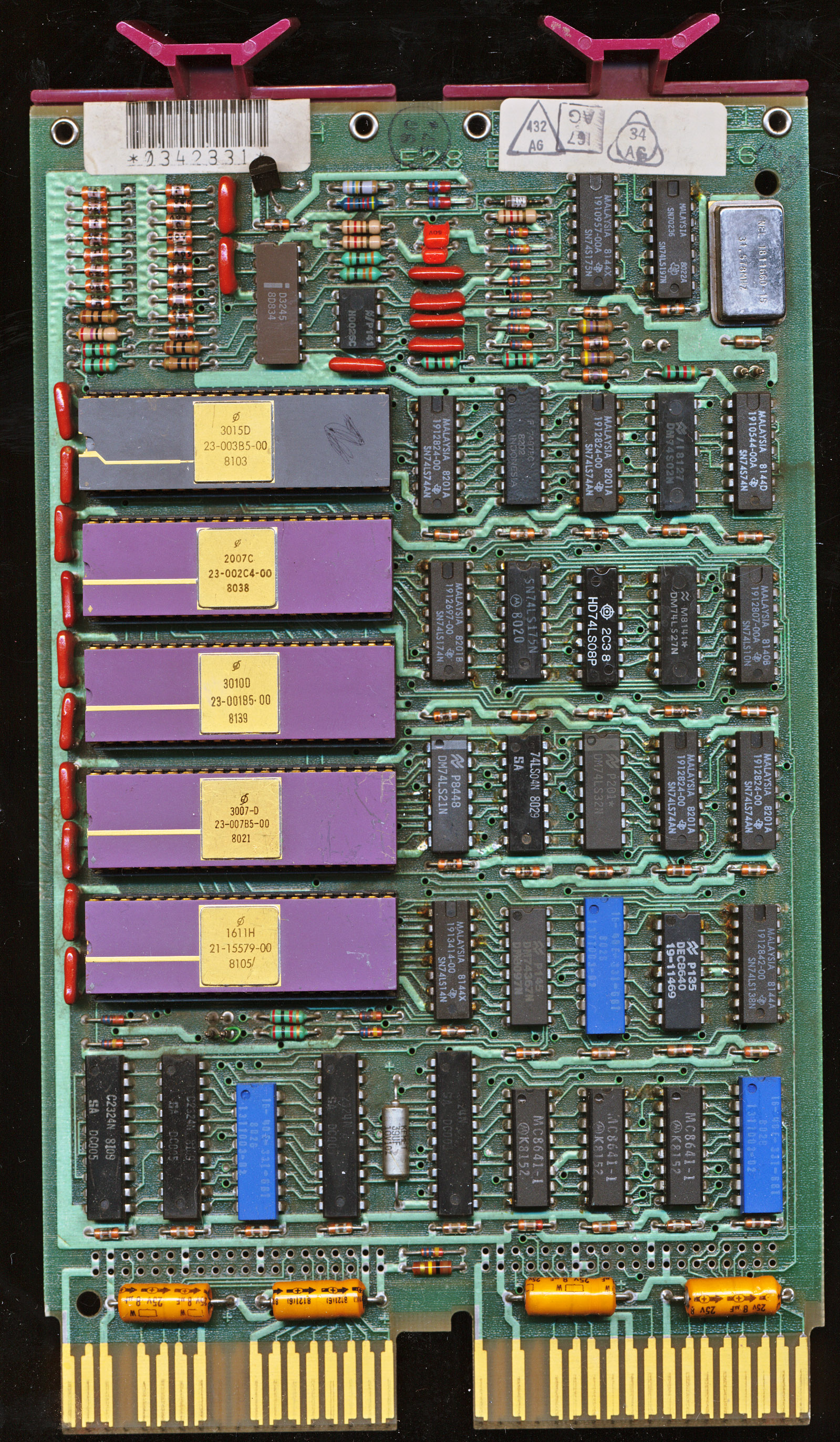 CPU of the Day: DEC LSI-11 Chipset | The CPU Shack Museum