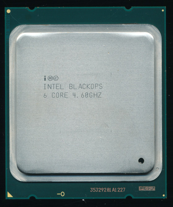 CPU of the Day: The Intel Everest Series | The CPU Shack Museum