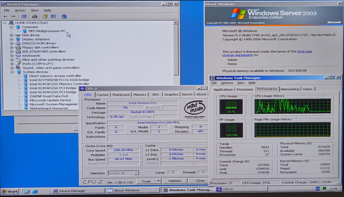 windows 2003 enterprise key