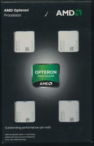 Quad AMD Opteron 6128s in Retail Box