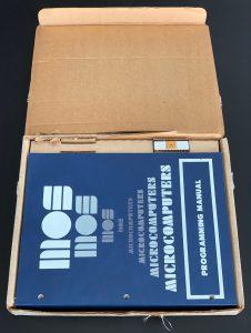 NIB MOS 6502 CPU